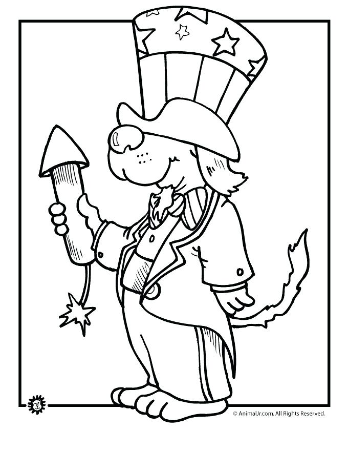 680x880 Of July Coloring Pages Best Coloring Pages Images On July