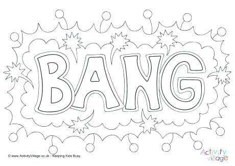 460x325 Fourth Of July Printable Coloring Pages