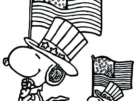 440x330 Of July Color Pages Fourth Of July Coloring Pages