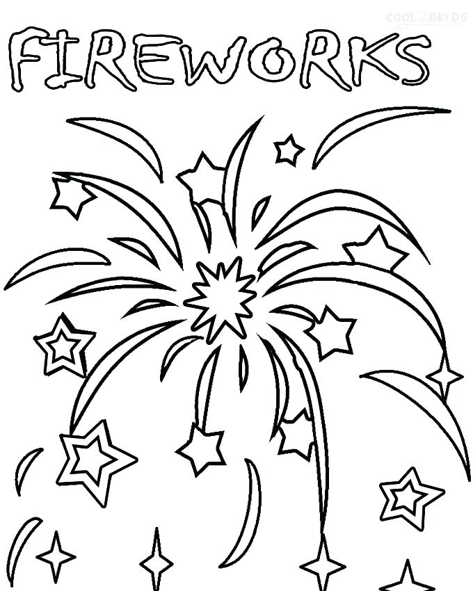 680x850 Coloring Pages For The Fourth Of July Slipper Coloring Page
