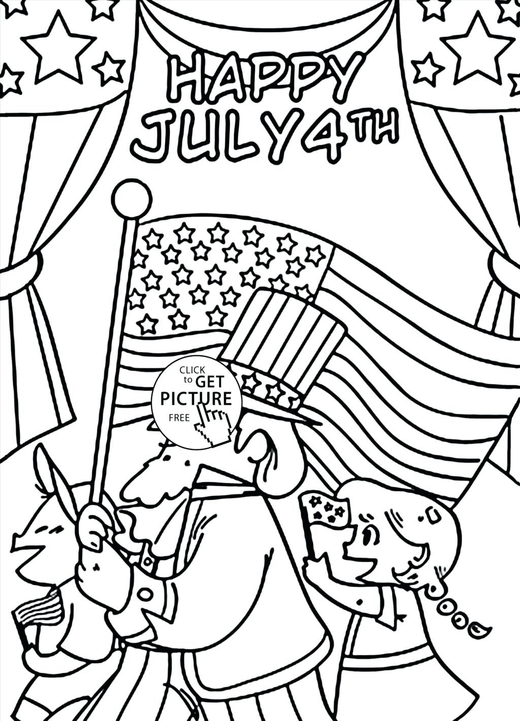 1024x1420 Coloring Pages Fourth Of July Coloring Pages Download This