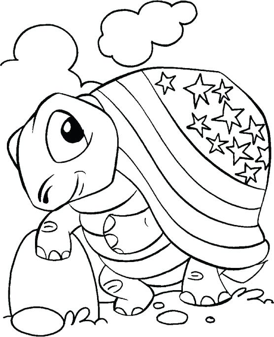 556x683 Fourth Of July Printable Coloring Pages