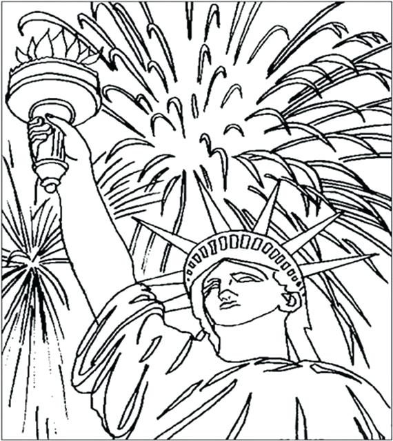 570x640 Of July Coloring Pages Printable Happy Of Coloring Pages Free