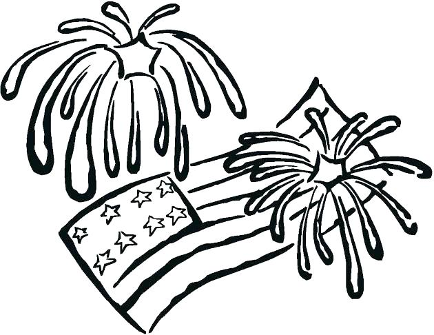 630x486 Coloring Pages Of July Printable Fourth Of Coloring Pages
