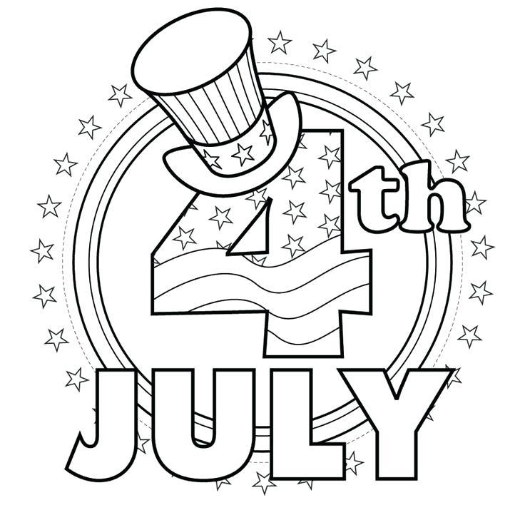 736x736 July Printable Coloring Pages Best Happy Images On Free Kids