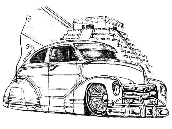 1956 Chevy Lowrider
