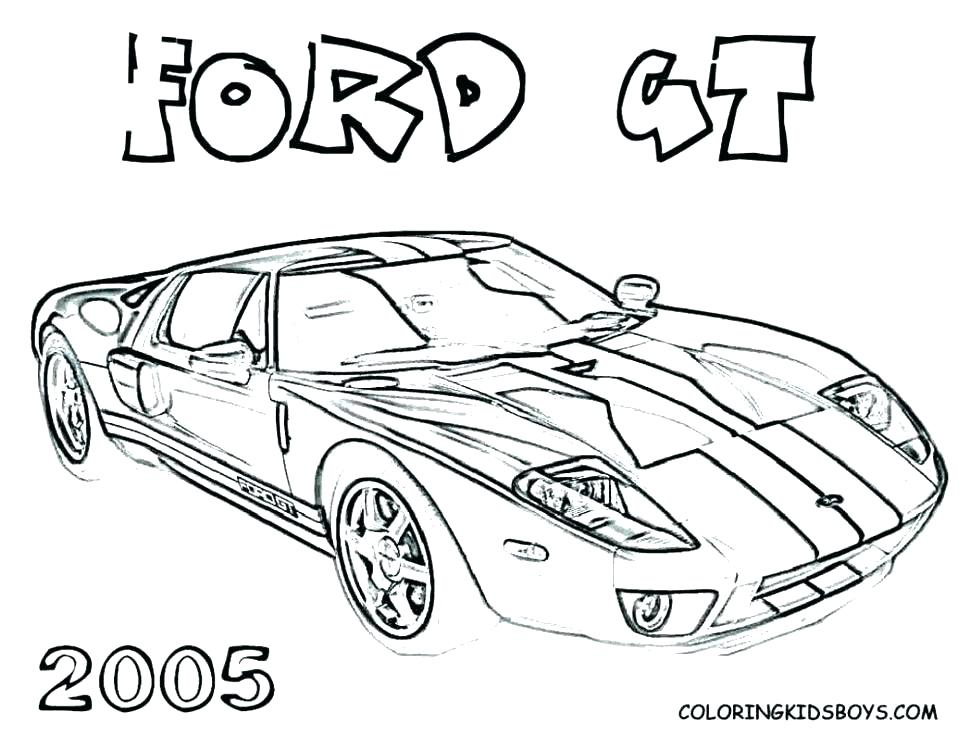 970x750 Classic Car Coloring Pages Printable Car Coloring Pages Cars