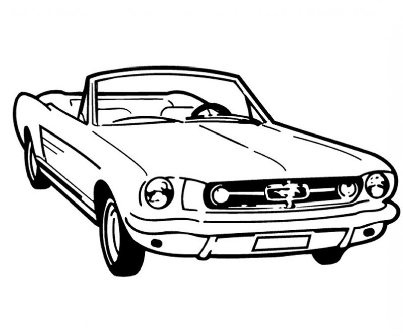 800x667 Cool Cars Coloring Pages