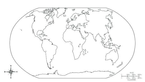 picture about Printable Seven Continents known as 7 Continents Coloring Webpage at  No cost for