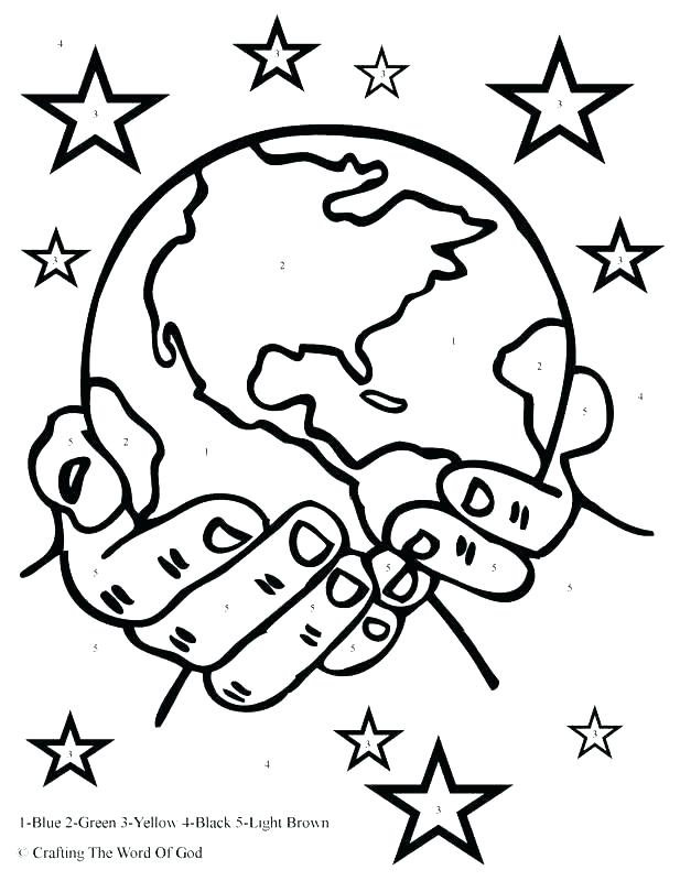 617x800 Seven Days Of Creation Coloring Pages