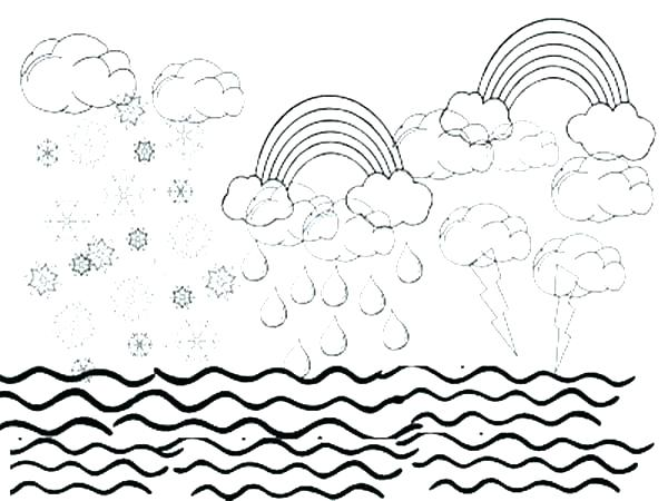 600x450 Seven Days Of Creation Coloring Pages