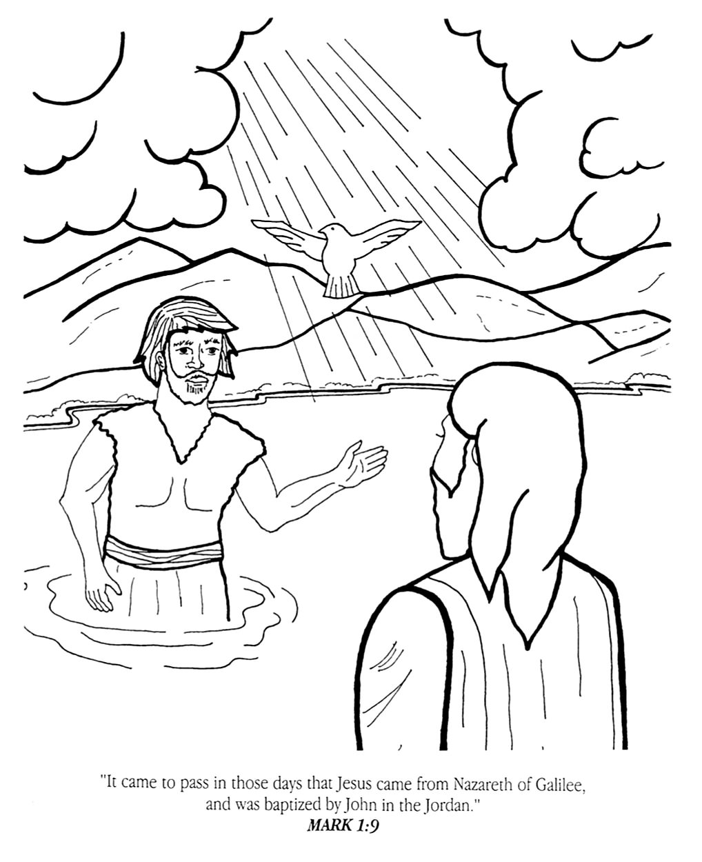 1018x1250 Free Christian Coloring Pages For Kids, Children, And Adults