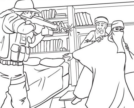 465x375 A Coloring Book The New Yorker