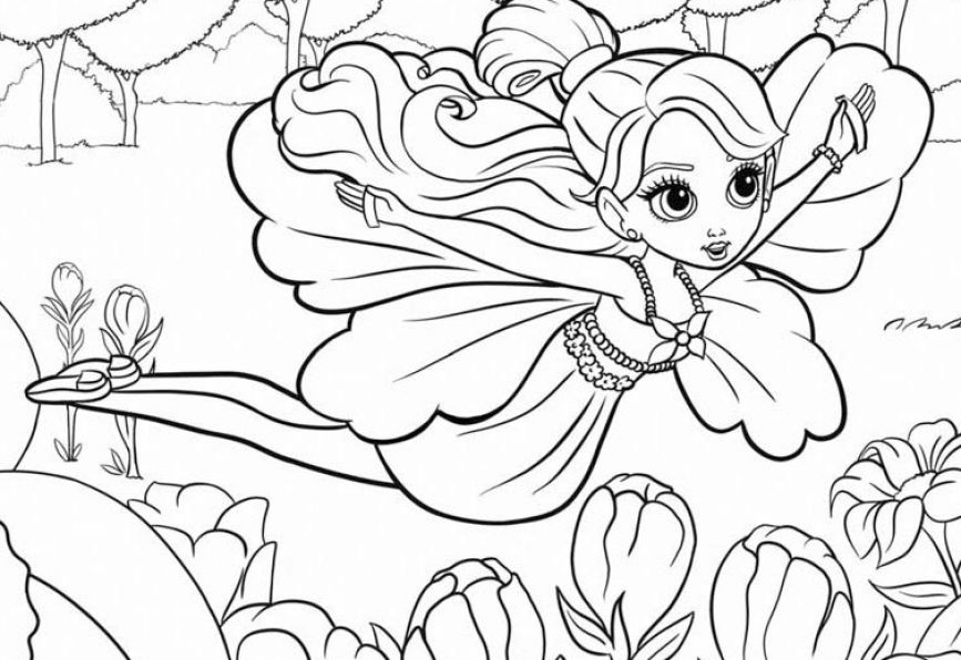 867x596 Free Coloring Pages For Girls Rich Image And Wallpaper