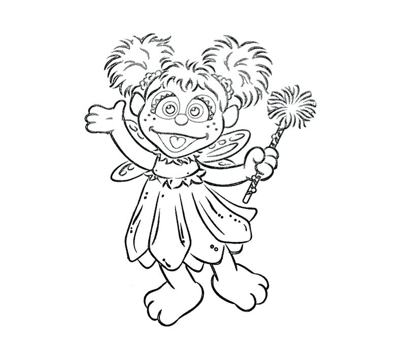 800x667 Abby Cadabby Colouring Pages Cad Coloring Pages Sesame Cad