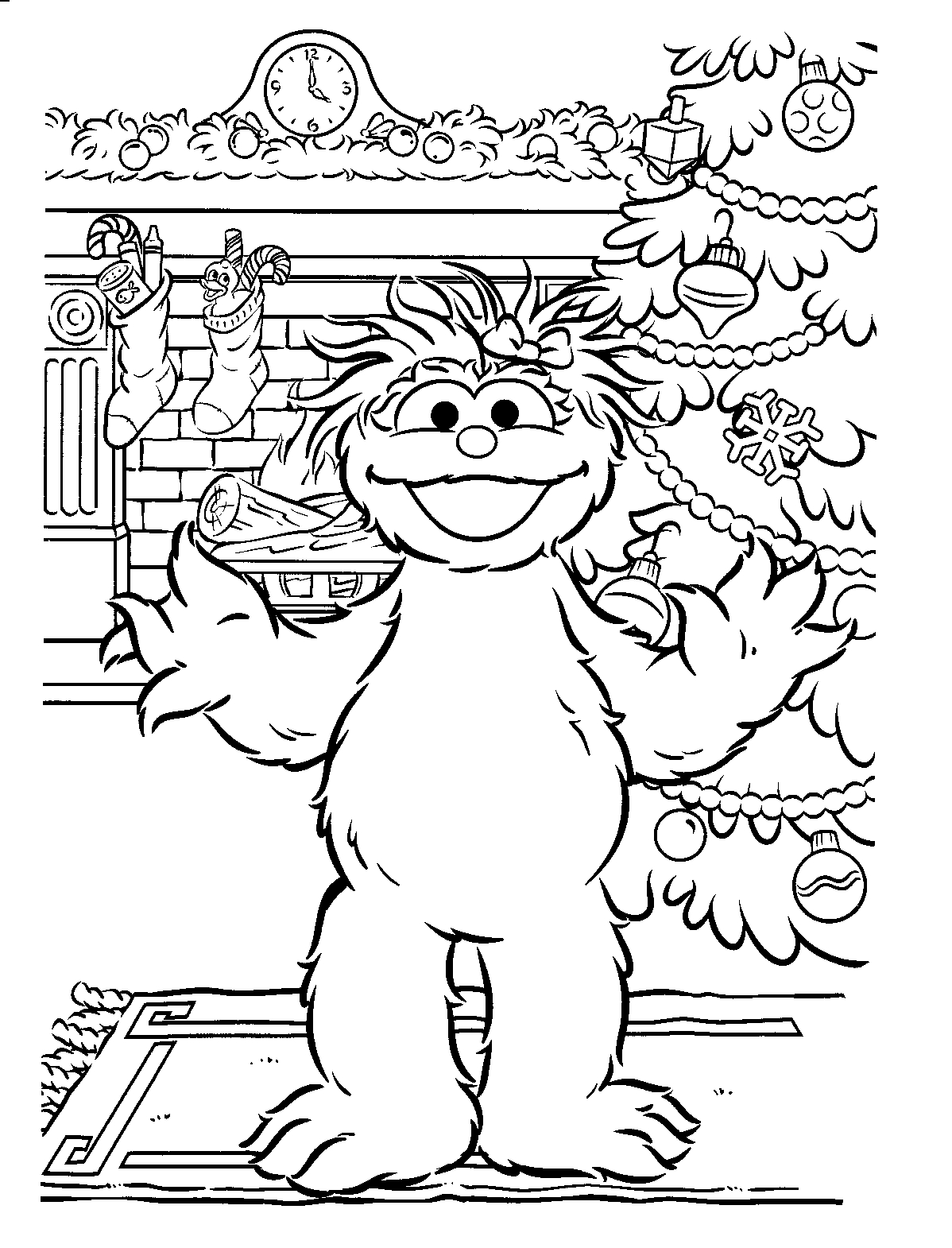 1198x1570 Advice Sesame Street Pictures To Print Free Printable Abby Cadabby