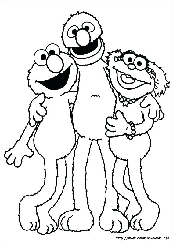 567x794 Sesame Street Abby Coloring Pages Sesame Street Coloring Pages Cad