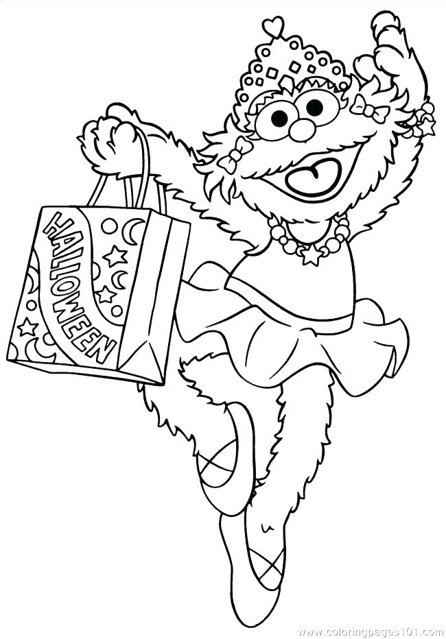 650x932 Abby Cadabby Coloring Pages