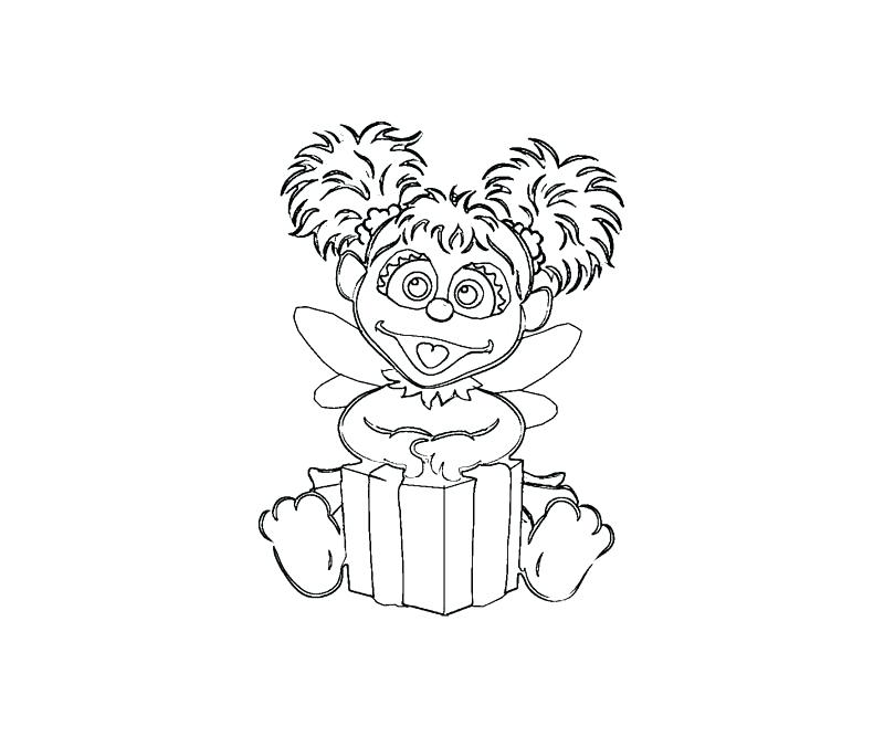 800x667 Abby Cadabby Coloring Pages