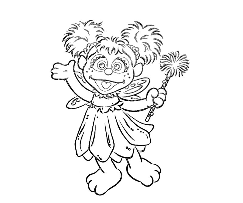 800x667 Special Abby Cadabby Coloring Pages Kids Desig Unknown