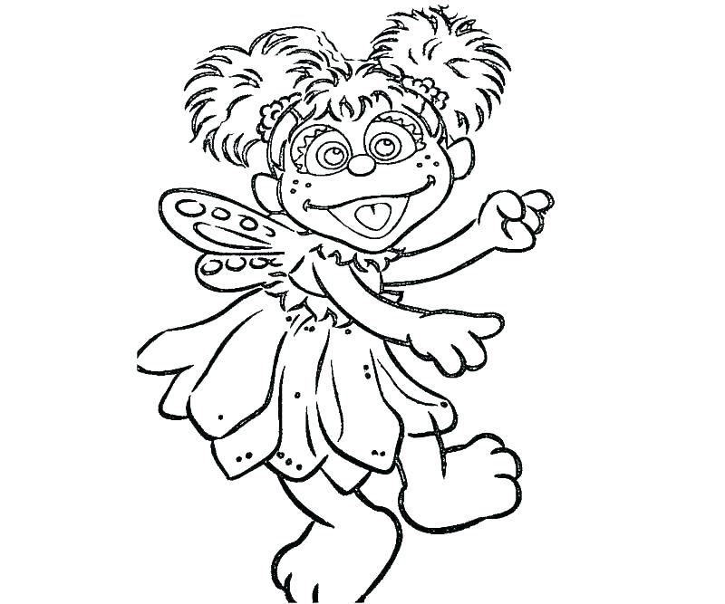 The Best Free Abby Coloring Page Images Download From 107