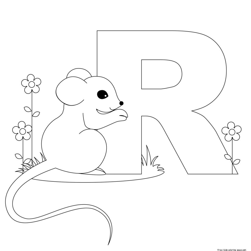 1026x1027 Coloring Pages Of Letter A Is For Airplane Page