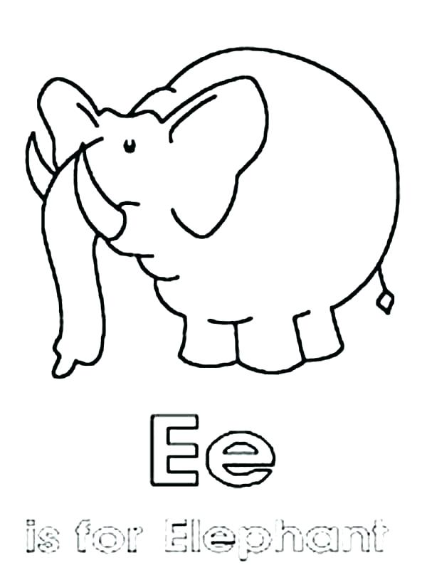 600x801 Alphabet Animals Coloring Pages