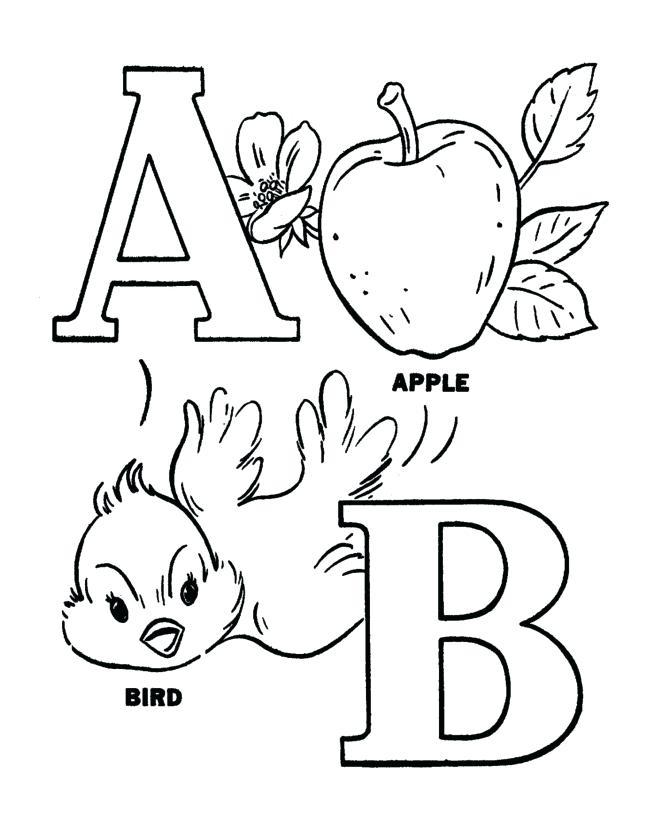 670x820 Coloring Pages Abc Coloring Page Coloring Page Free Printable