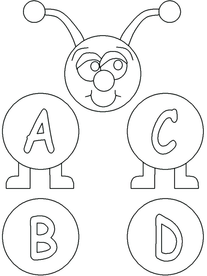 728x970 Alphabet Blocks Coloring Pages Coloring Pages Of Alphabet Blocks