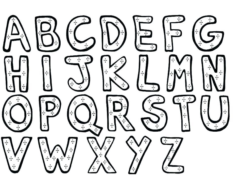 974x760 Alphabet Letter Color Pages Letter Coloring Pages Printable Letter