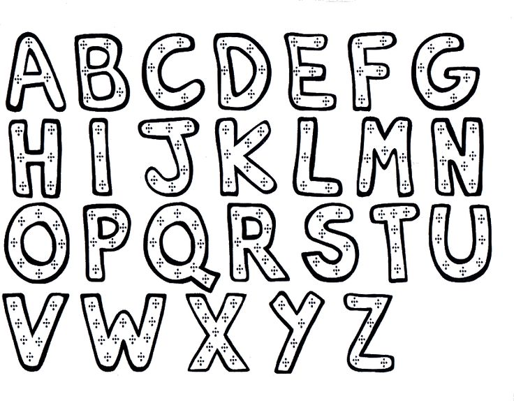 736x574 Crafty Design Ideas Letter Coloring Pages Free Printable Alphabet