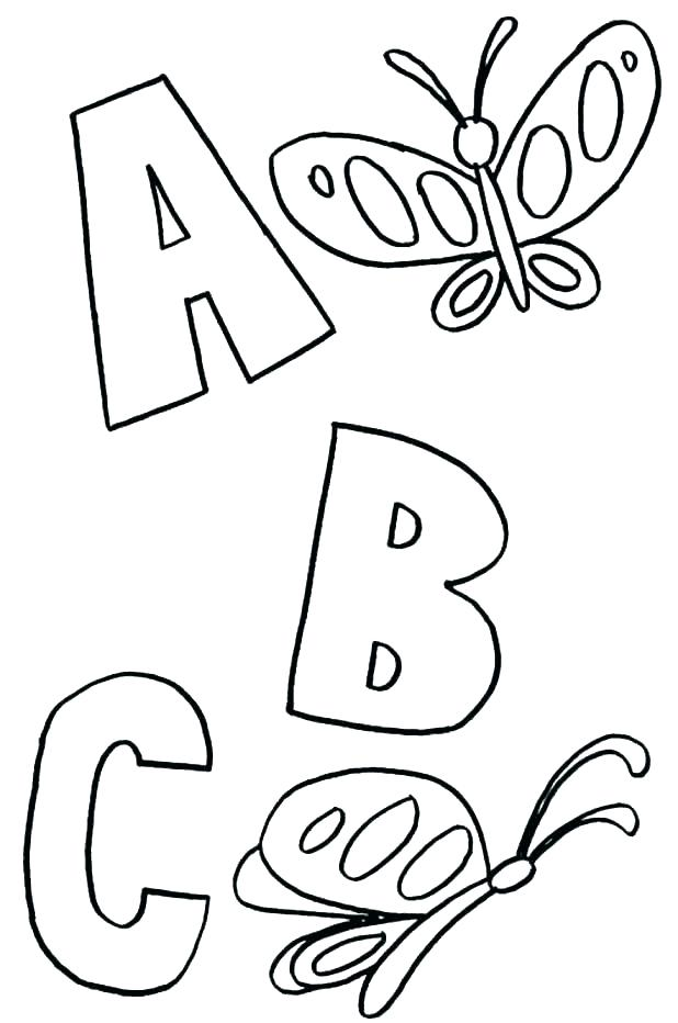 618x932 Free Abc Coloring Pages Coloring Letter Pages Free Letter O