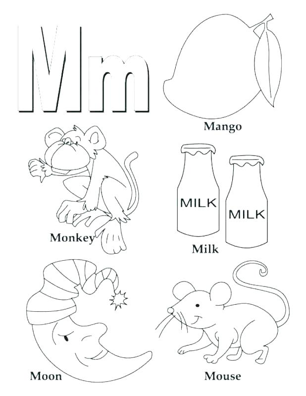 618x799 J Coloring Pages Letter L Coloring Pages Preschool Gallery Letter