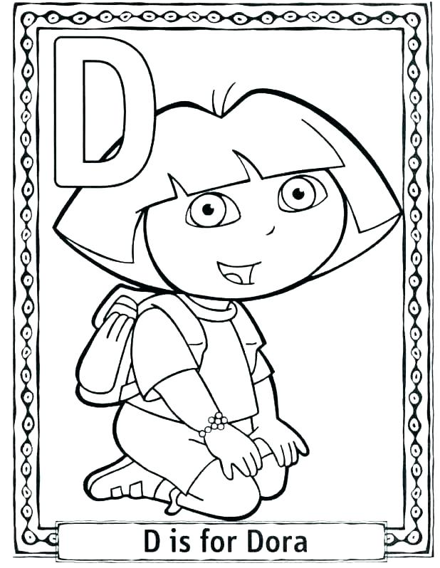 618x798 Free Abc Coloring Pages Alphabet Coloring Pages Free Letter