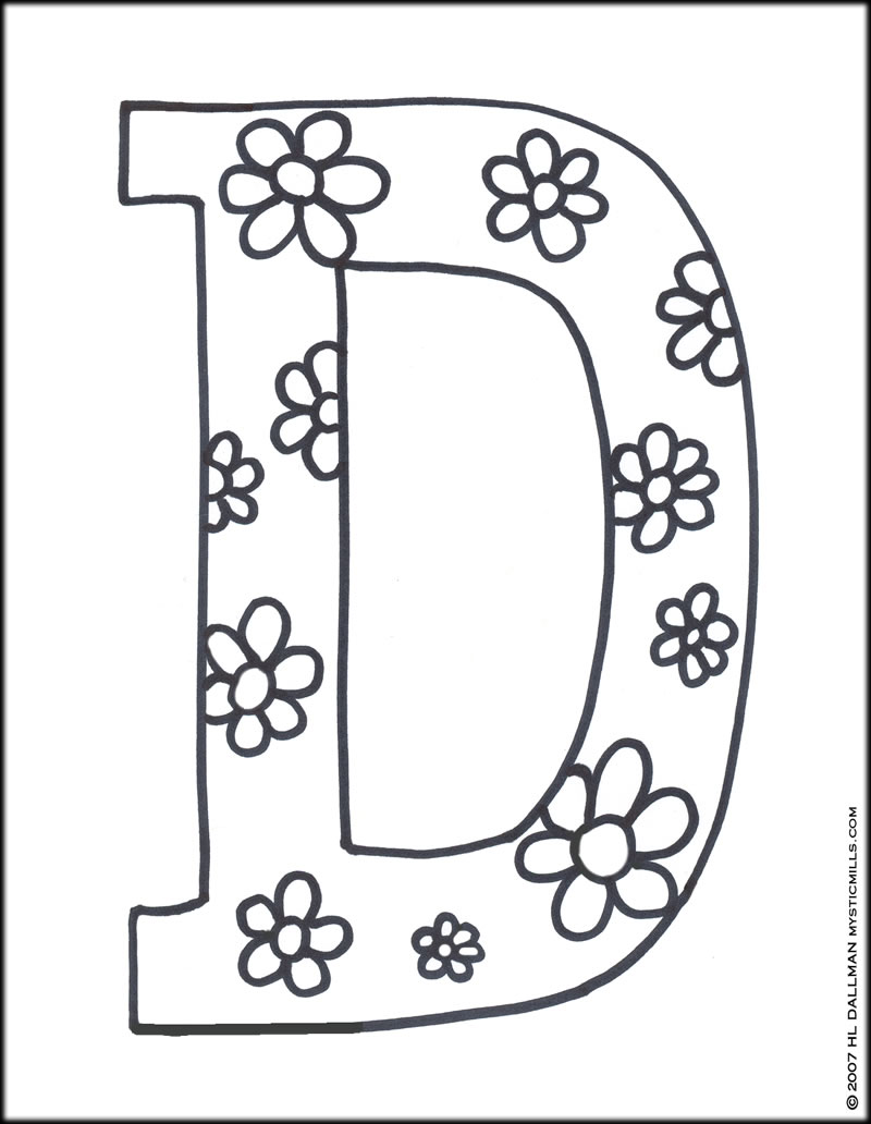 Abc Coloring Pages Printable at GetDrawings.com | Free for personal ...