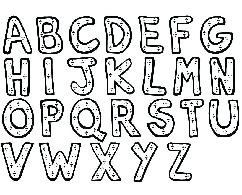 819x660 Printable Abc Coloring Pages Coloring Pages Printable Letter C