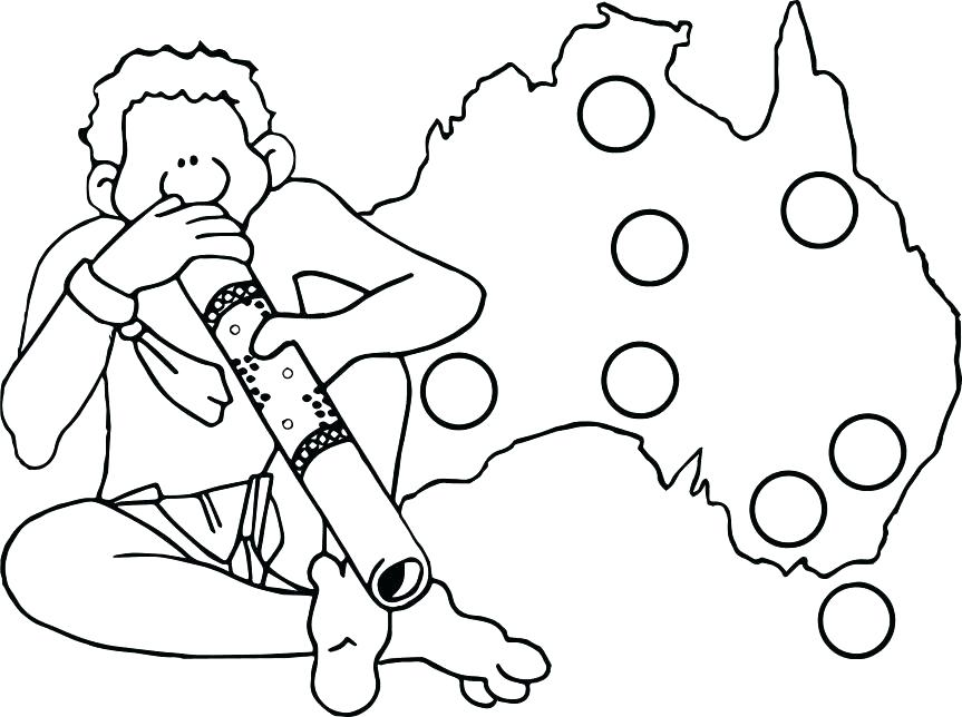 863x644 Australian Flag Coloring Page Flag Of Coloring Page Coloring Pages