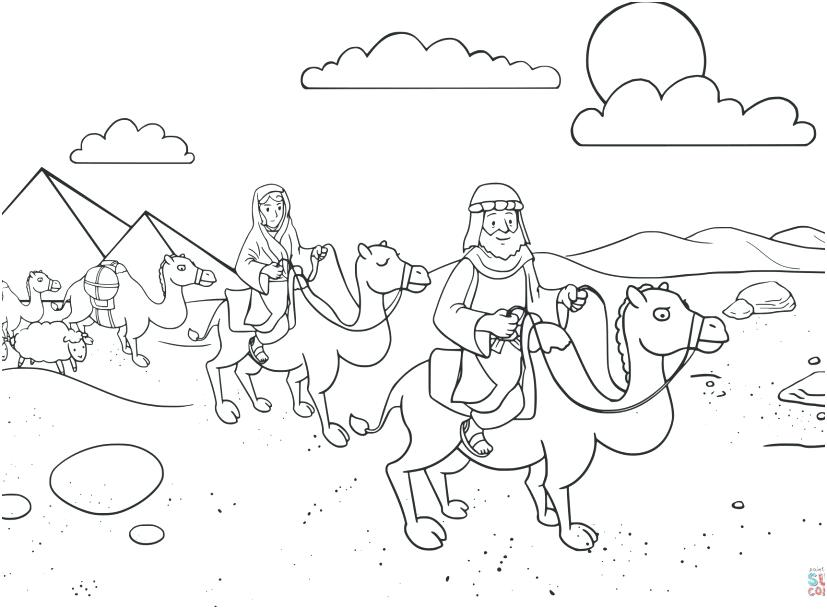 827x609 Abraham Coloring Pages Offers Coloring Page Images Pic Fly Abraham