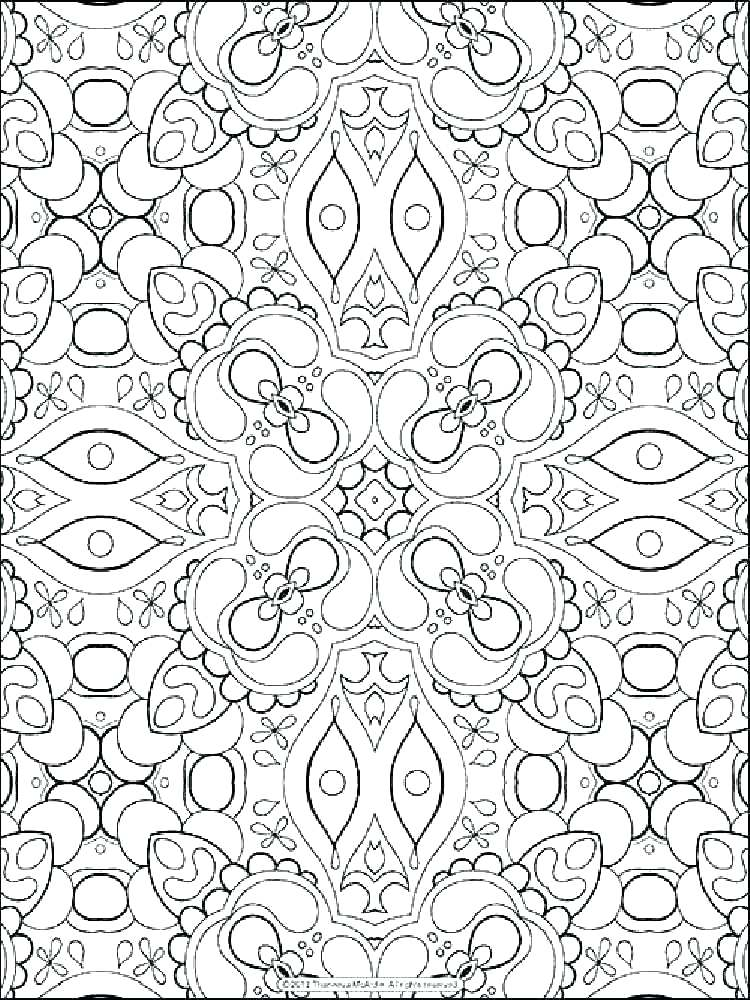 Abstract Animal Coloring Pages at GetDrawings.com | Free for ...
