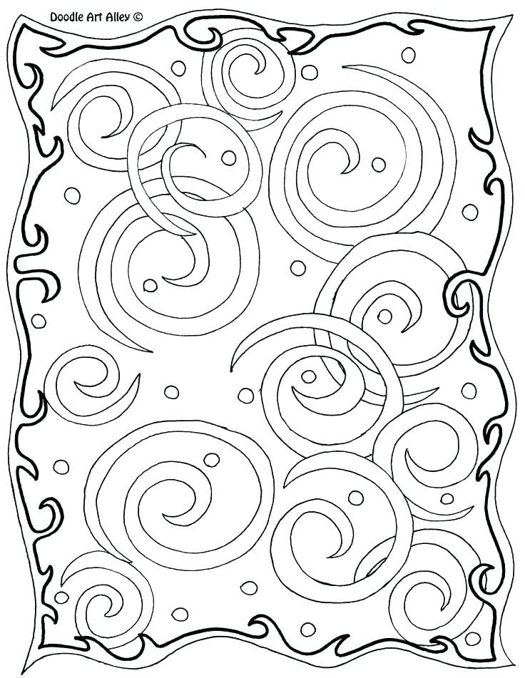 736x951 Free Mandala Coloring Pages For Adults Abstract Art Coloring Pages