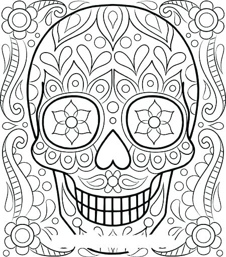 450x513 Free Printable Mandalas Coloring Pages Adults Beautiful Abstract