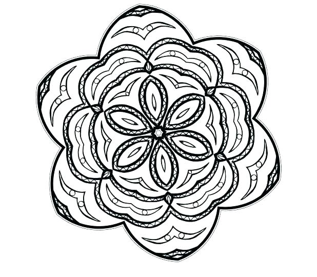 618x540 Abstract Art Coloring Pages For Adults Printable Abstract Coloring