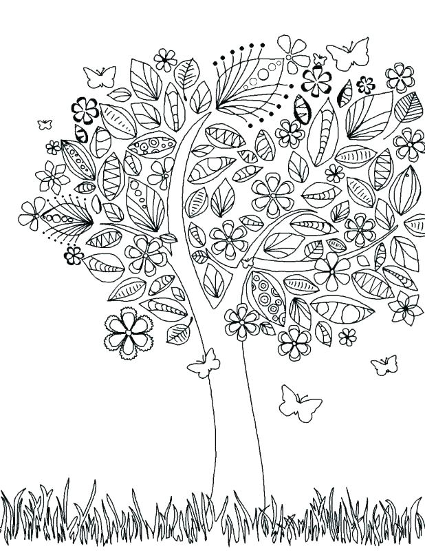 618x800 Challenging Coloring Pages For Adults Challenging Abstract