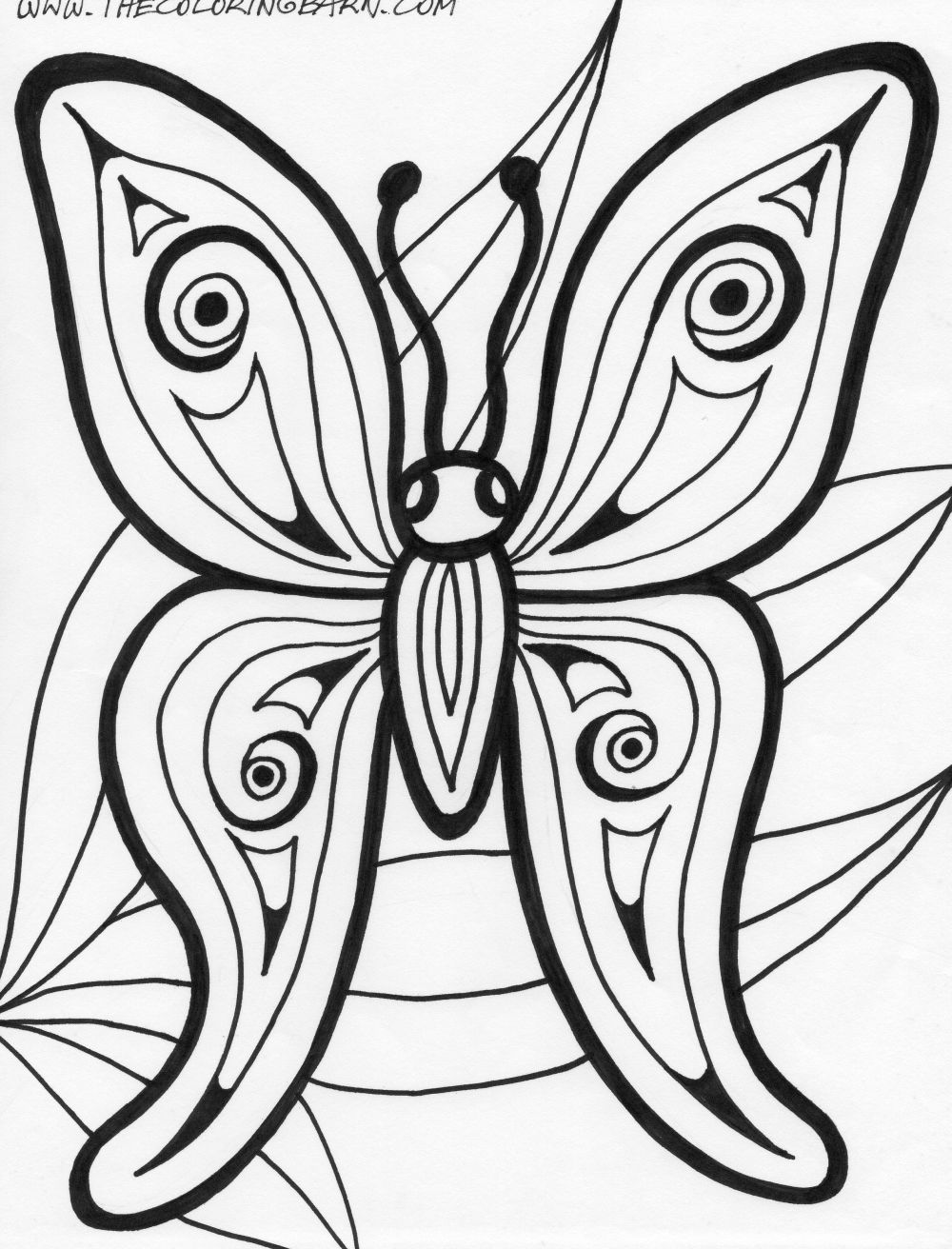 The best free Abstract coloring page images. Download from ...