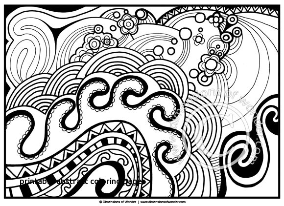 580x422 Best Coloring Pages Adult Images On For Printable