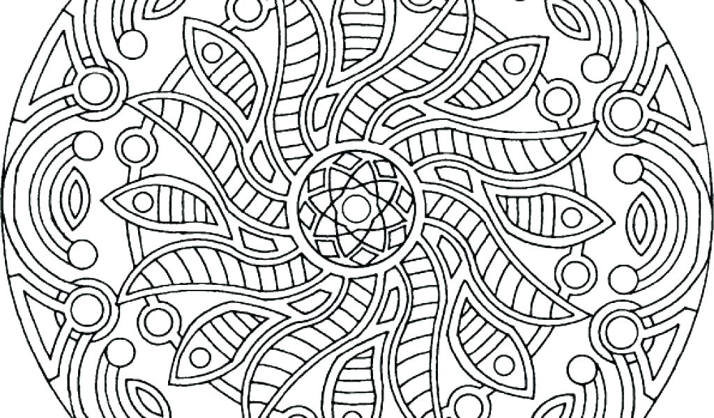 1024x600 Printable Abstract Coloring Pages Coloring Ideas Pro