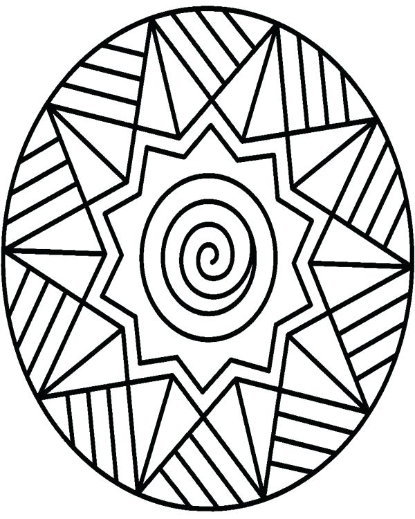 600x750 Abstract Color Pages Abstract Coloring Pages Abstract Owl