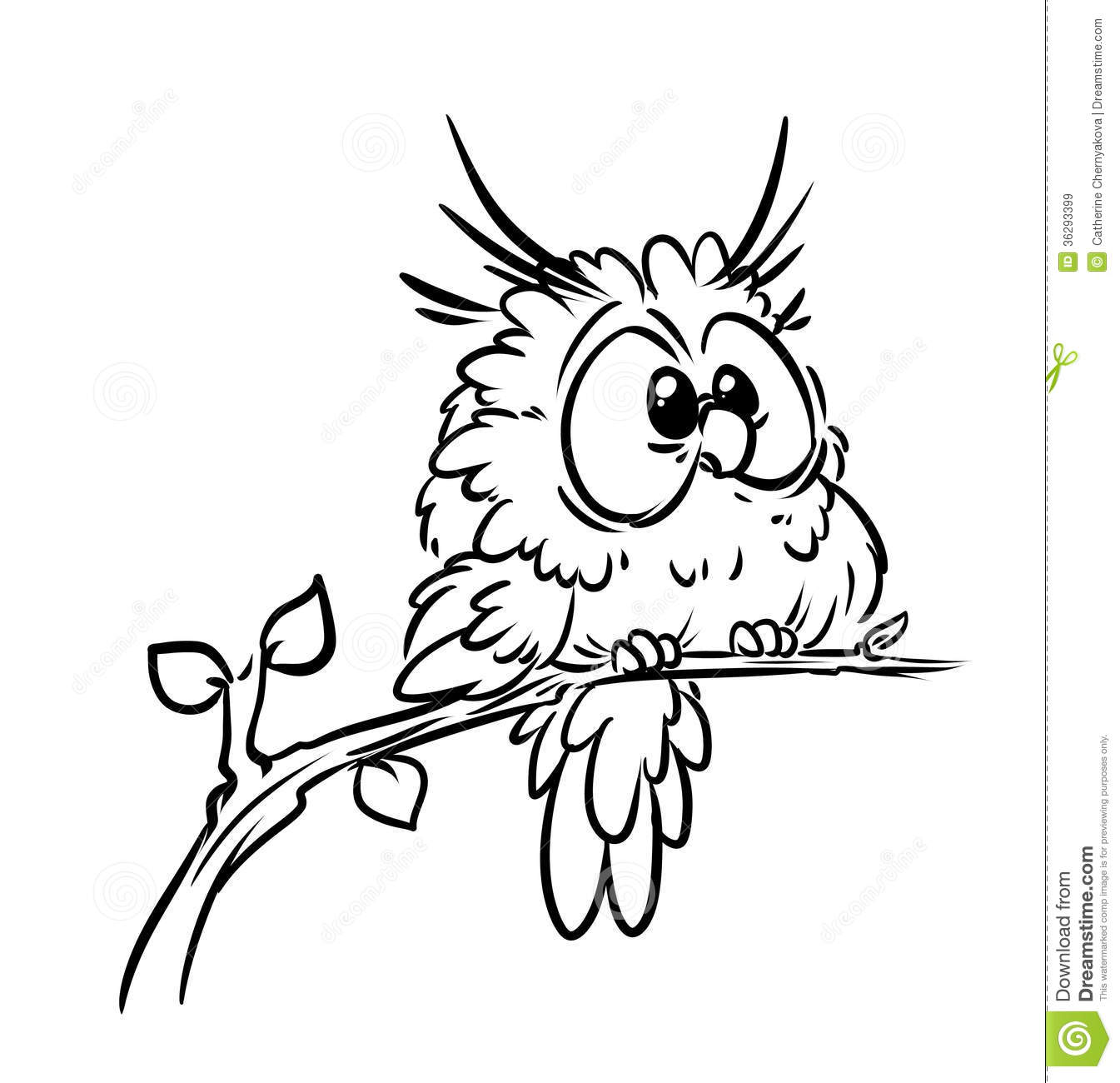 1345x1300 Adult Owl Coloring Page