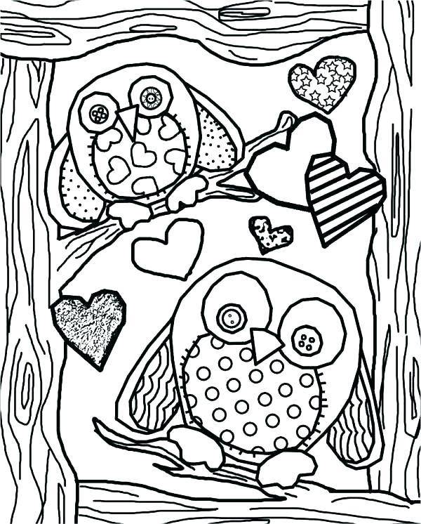 600x746 Coloring Book Owl Coloring Book To Print Cartoon Owl Coloring