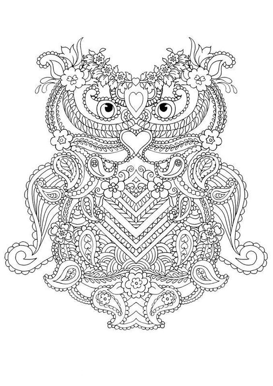 564x797 Coloring Pages For Adults Abstract